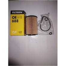 OE688 Filtron Фильтр масляный VW